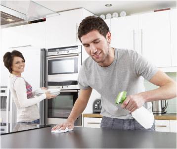 Чистый дом каждый день