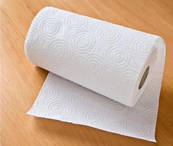 Niekończące się ręczniki.